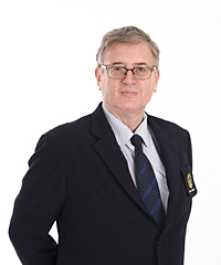 Asst. Prof. Nicholas Ferriman