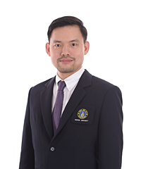Asst. Prof. Dr. Viriya Taecharungroj