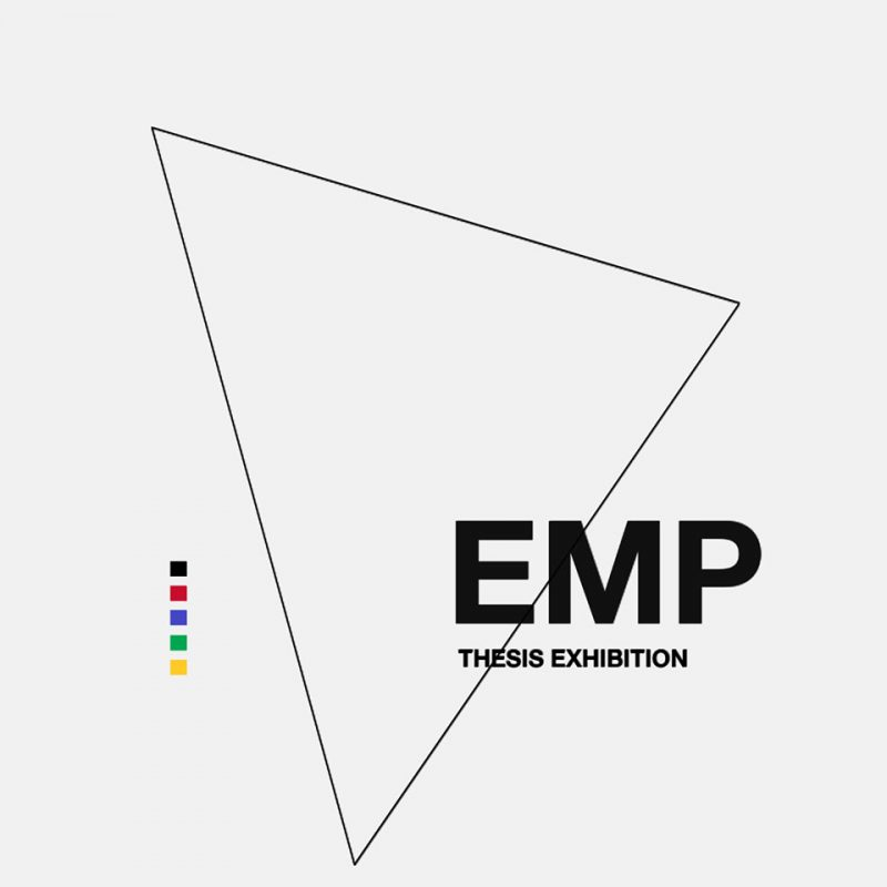 Prism Thesis Exhibition 2019