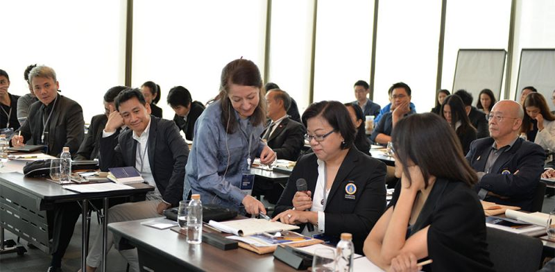 MUIC & UC Berkeley Offer Executive Training on Disruptive Change