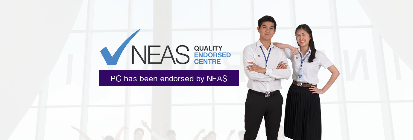PC has been endorsed by NEA