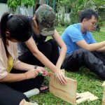 MUIC Science Society Conducts Wildlife Conservation Activity