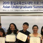 Media and Design Students Attend STEP Asian Undergraduate Summit 2019