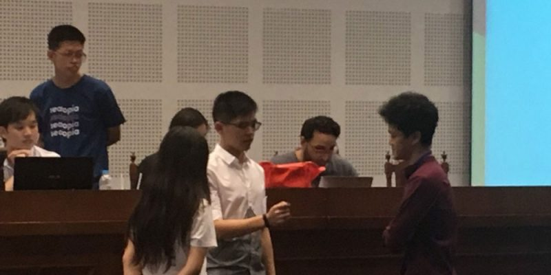 MUIC's Debate Club is 2nd Runner-up in EU-TH Debate Contest
