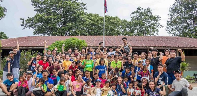 Volunteer Club Performs Good Deeds in Nakhon Sawan School