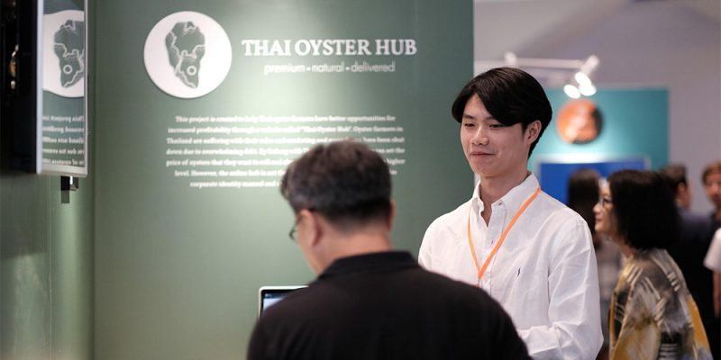 MUIC's Communication Design Students Hold Thesis Exhibition