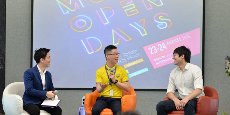 MUIC Open Days 2019