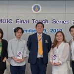 """""""Final Seminar Series 2"""" for MUIC's Soon-to-be Graduates"""