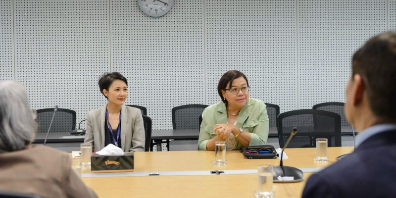 Faculty of Medicine Ramathibodi Hospital Visits MUIC