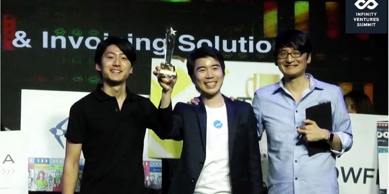 MUIC Alumnus Wins 1st Place in Pitching Competition for Startups