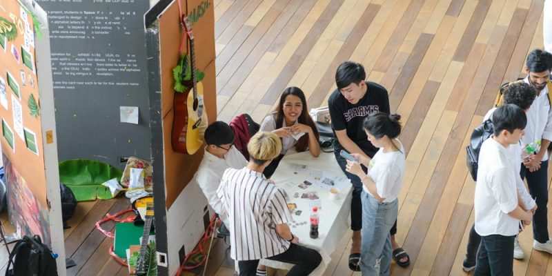 28 Student Groups Featured in MUIC Club Exposition