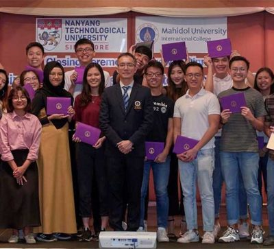 MUIC, NTU Co-organize 8th Prelude Business Program