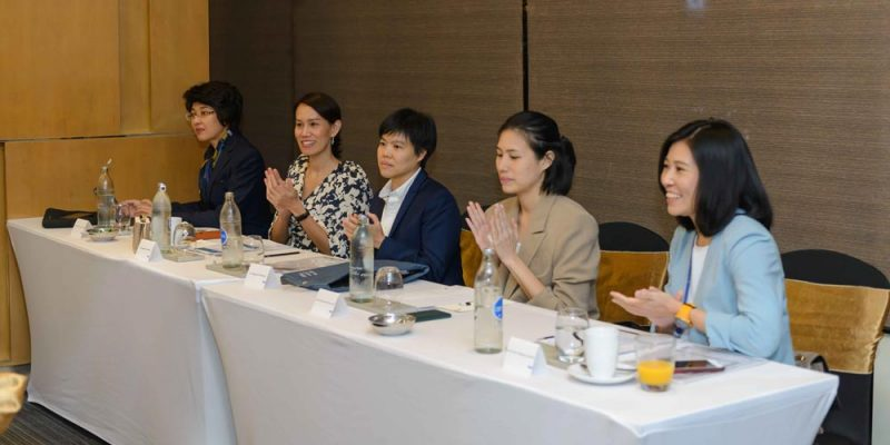 Business Administration Division Holds Advisory Board Meeting