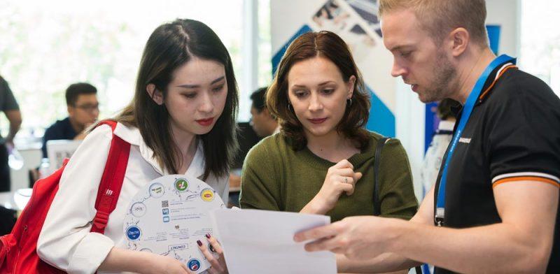 MUIC Holds Job Fair & Study Abroad Fair