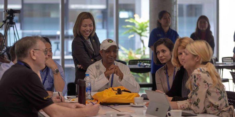 Workshop on Digital Education Technology at MUIC