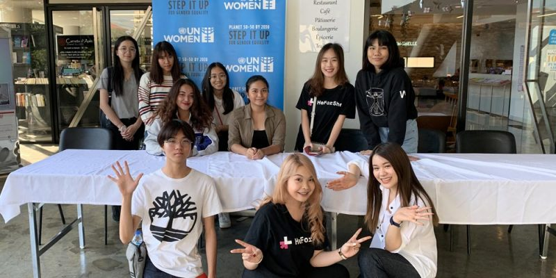 IRGA Students Participate in Human Library Event