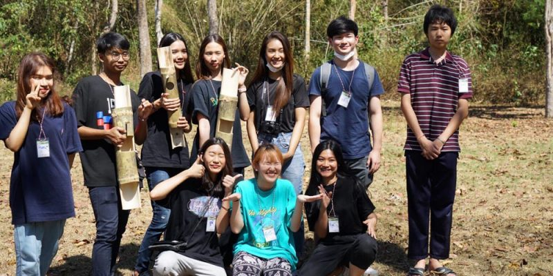 Animal Lovers Club Cares for Birds and Forests