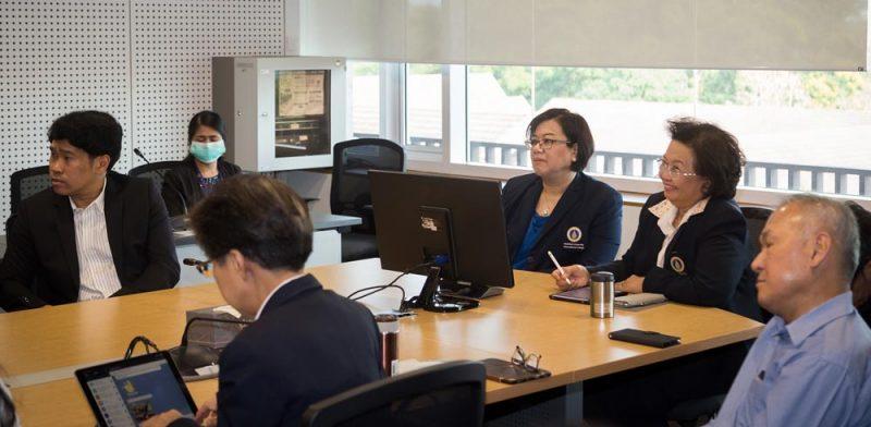 MU Public Health Executives Visit MUIC