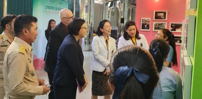 MUIC and Siriraj Hospital Unveil Bangkok Noi Photo Exhibition