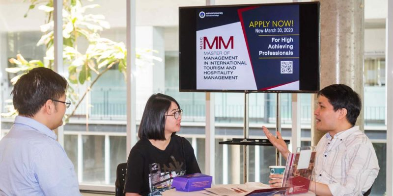 MUIC MBA-MM Open House