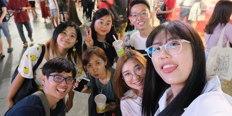 MUIC Promotes Special Programs at NTU Singapore