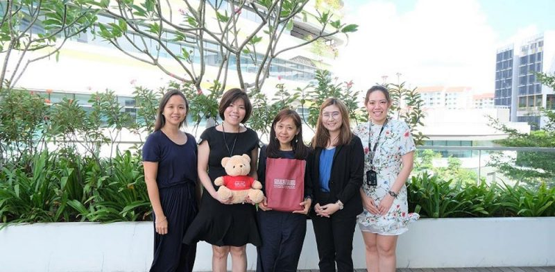 MUIC in Joint Environmental Project with Singapore University of Technology and Design