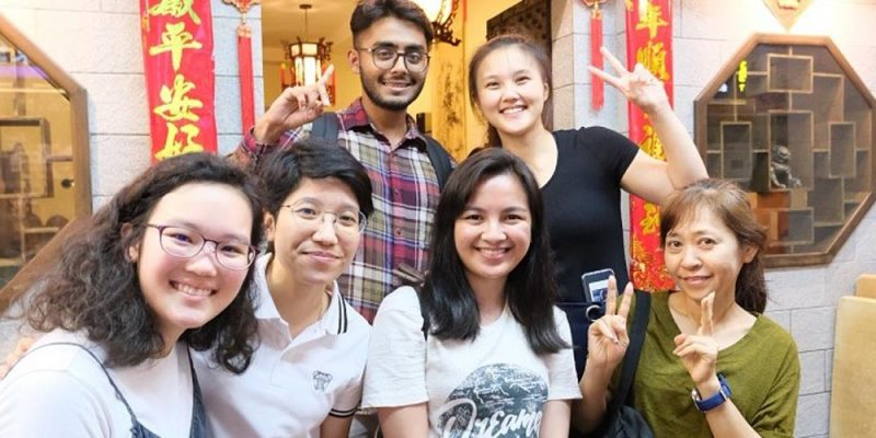 MUIC Has New Project with Ngee Ann Polytechnic in Singapore