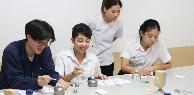 "Workshop on ""A Career in Dentistry"""