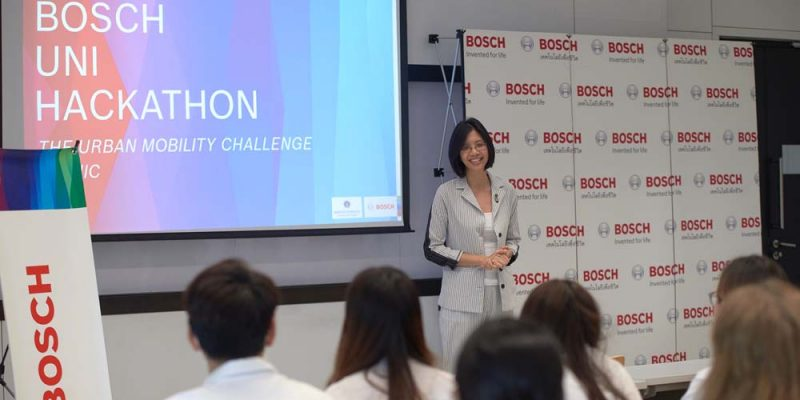 "BA Division Co-organizes ""Bosch Competition 2020"""