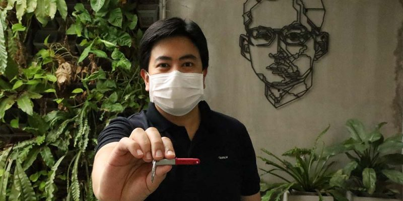 MUIC Alumni Perform Good Deeds During Pandemic