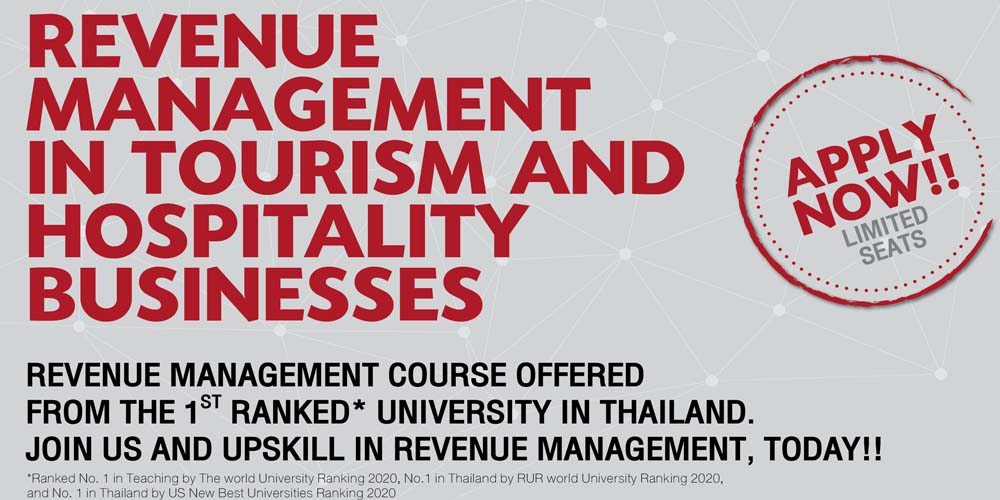 Join us and upskill in revenue management today!