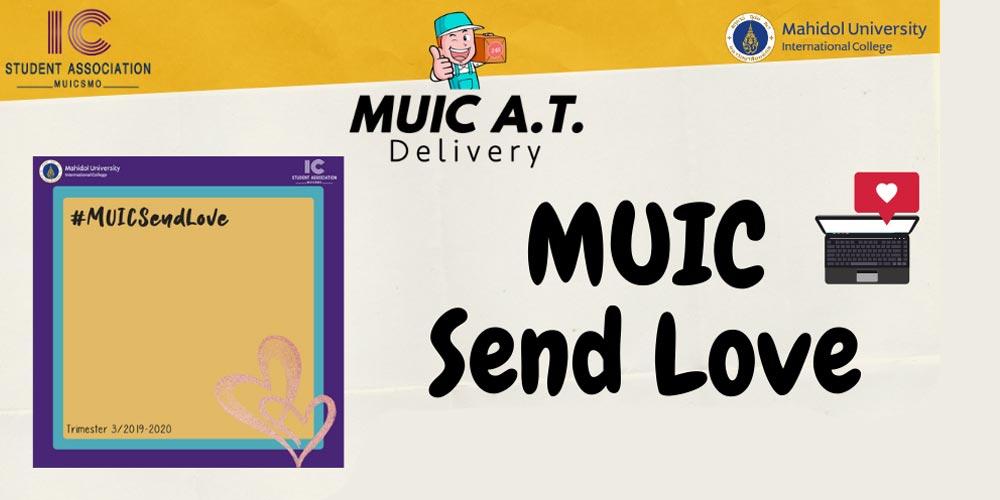 MUIC Send Love