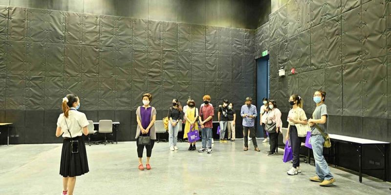 """""""MUIC Exclusive Tour & Talk"""" Attracts Many Prospective Students"""
