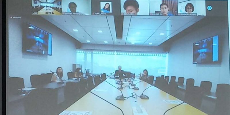 MUIC Joins Sophia University's Online Workshop on Southeast Asia