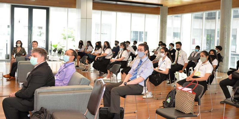 MUIC Welcomes International Pioneers School