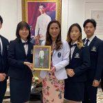 MUIC Student Association Donates to Siriraj Foundation