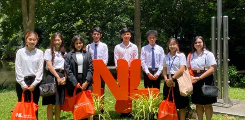 MUIC Students Observe 5th Year of UN's Sustainable Development Goals