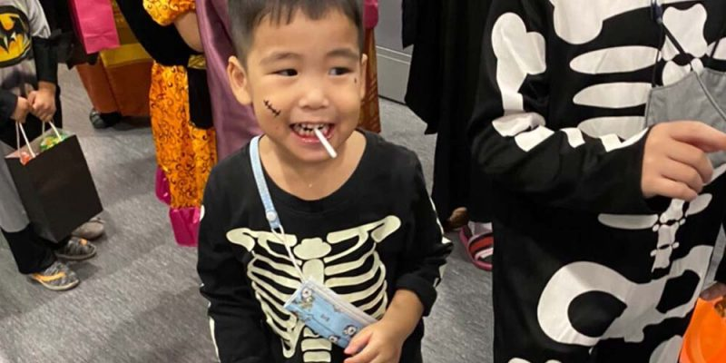 Trick or Treat at MUIC