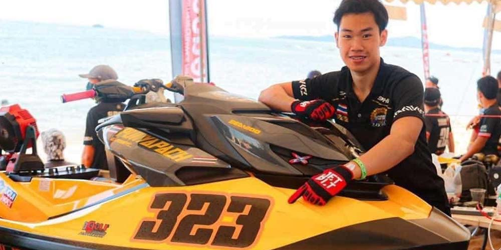 MUIC Students Win in Jet Ski World Cup