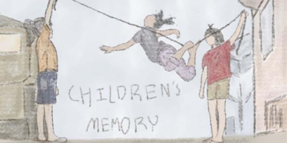 Sharing Childhood Memories