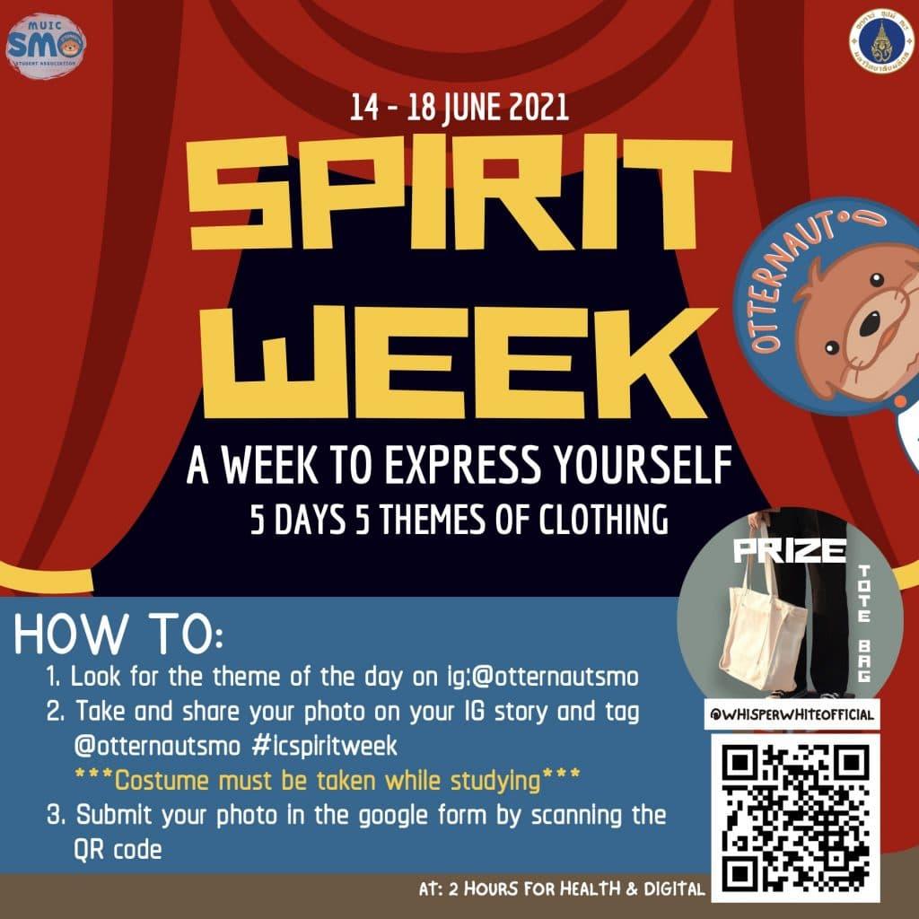 IC Spirit Week | MUIC